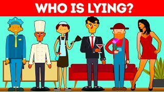 Download 15 EASY MYSTERY PUZZLES AND PICTURE RIDDLES TO SCRATCH YOUR BRAIN Video