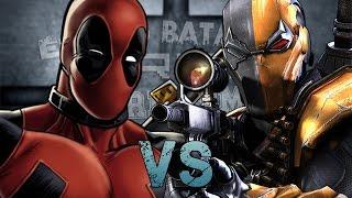 Download Deadpool vs Deathstroke. Épicas Batallas de Rap del Frikismo T2 | Keyblade Video