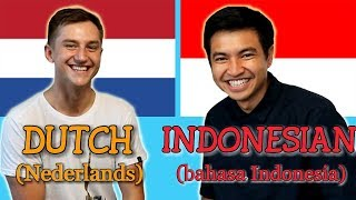 Download Similarities Between Dutch and Indonesian Video