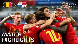 Download Belgium v Panama - 2018 FIFA World Cup Russia™ - Match 13 Video