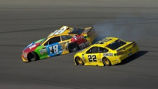 Download O'Donnell: Intentions are 'not to react' to Busch-Logano incident Video