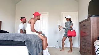 Download I WANNA BE A GIRLY GIRL PRANK ON AR'MON AND TREY!!! Video