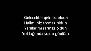 Download Fahriye Evcen Ft.Burak Özcivit Hasretinle Yandi Gönlüm Lyrics Video