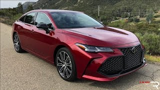 Download 2019 Toyota Avalon Touring – Not Your Grandpa's Car Anymore Video