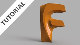 Download How to Sculpt the New Fusion 360 Logo Video