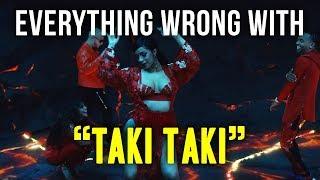 Download Everything Wrong with DJ Snake - ″Taki Taki ft. Selena Gomez, Ozuna, & Cardi B″ Video