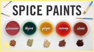 Download PLAY | FALL SPICE PAINTINGS Video