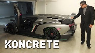 Download Buying a $4 Million Lamborghini Veneno Video