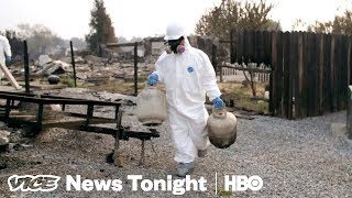 Download What The Deadly Wildfires Raging Across California Left Behind (HBO) Video