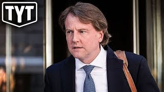 Download Don McGahn Runs Away From Robert Mueller Video