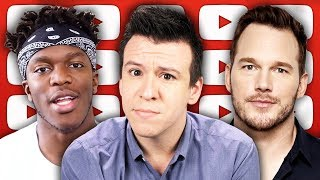 Download Chris Pratt Defends Gunn, KSI Logan Paul Pasts Dug Up, Roy Moore ″Detected″, & More Video