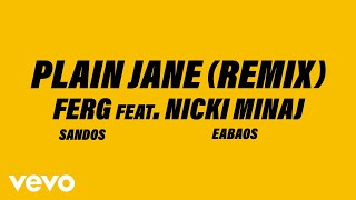 Download A$AP Ferg - Plain Jane REMIX (Audio) ft. Nicki Minaj Video