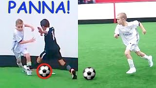 Download ⚽️Kids AWESOME Panna Skills and Soccer Game!⚽️ Video
