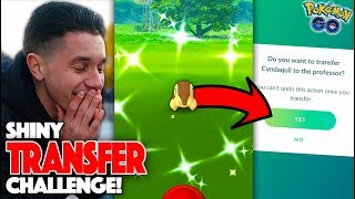 Download The Shiny TRANSFER CHALLENGE in Pokémon GO! Video