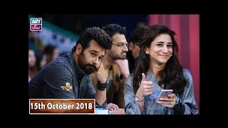 Download Salam Zindagi With Faysal Qureshi - Dum Hai To Entertain Ker - 15th October 2018 Video