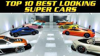 Download TOP 10 BEST LOOKING SUPER CARS IN GTA ONLINE Video
