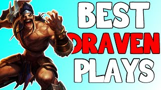 Download Best Draven Plays (ft.Fabbbyyy,Doublelift,Wildturtle,Arrow....) Montage Video