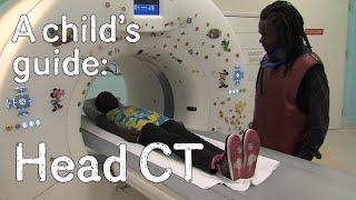 Download A child's guide to hospital: CT - Head Video
