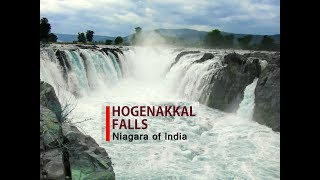 Download Hogenakkal Falls - Niagara of India - Tamil Nadu Tourism Video