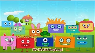 Download BIG BLOCK SINGSONG New Cool Puzzle Games for Kids! Video