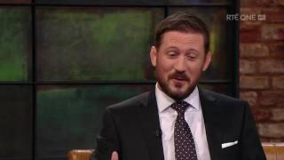 Download John Kavanagh on how he got in to MMA | The Late Late Show | RTÉ One Video