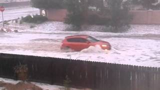 Download Colorado Spring Flash Flood Storm Video