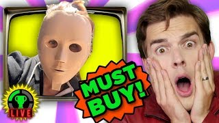 Download WHO MAKES THESE?! | MATPAT REACTS to Bad Infomercials!! Video