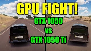 Download GPU FIGHT - GTX1050 vs GTX1050 Ti Video