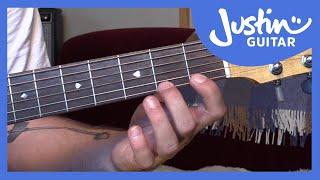 Download Guitar Technique: The Finger Gym - Strength Development - JustinGuitar - Guitar Lesson [TE-001] Video