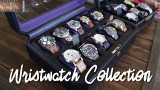 Download State of the Wristwatch Collection 2016 | Sinn, Seiko, Hamilton, Omega, Oris, Martenero & More Video