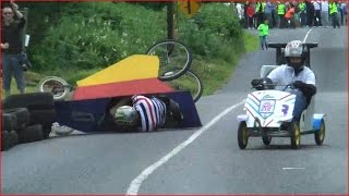 Download Crashes and action Soapbox Race -Abbeyfeale HD Video