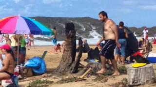 Download BIG WAVES AT VEGA.BAJA.BEACH P.R Video