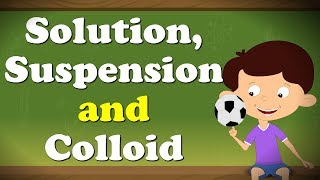 Download Solution, Suspension and Colloid | #aumsum Video