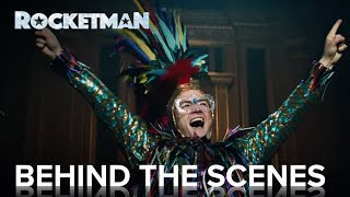 Download ROCKETMAN   An Epic Musical Odyssey   Exclusive Behind the Scenes Video