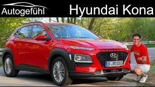 Download Hyundai Kona FULL REVIEW new SUV Kauai- Autogefühl Video