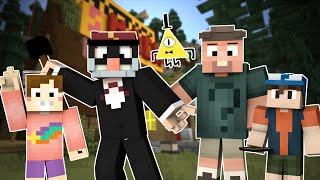Download BEWARE THE JOURNALS! Gravity Falls Mod in Minecraft! Video