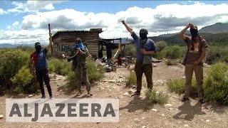 Download Argentina: Indigenous Mapuches campaign for land rights Video