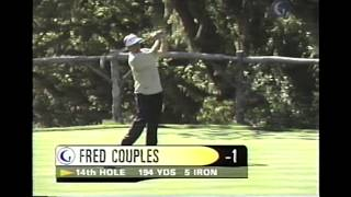 Download Fred Couples Swings From Shell's Wonderful World of Golf Video