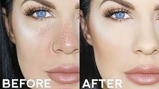Download HOW TO STOP FOUNDATION FADING/RUBBING OFF!! | FLAWLESS LONGWEAR MAKEUP! Video