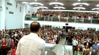 Download DAVI SACER FORTES EM CRISTO Conferência 1º Dia 23 05 2013 Video