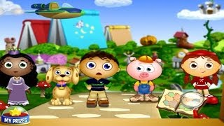 Download Super Why Adventure Game for Children Full HD Baby Video Video