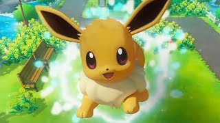Download Pokémon: Let's Go, Pikachu! and Pokémon: Let's Go, Eevee! - Official Switch Announcement Trailer Video