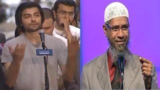 Download An Atheist vs Dr Zakir Naik - Worth Watching Video