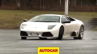 Download Will it Drift? Lamborghini Murcielago LP640 - autocar.co.uk Video