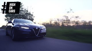 Download Alfa Romeo Giulia og en snak om Ford Mustang Video