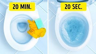 Download 20 WAYS TO CLEAN YOUR HOUSE IN JUST A FEW MINUTES Video