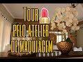 Download Tour pelo meu atelier de maquiagem Video