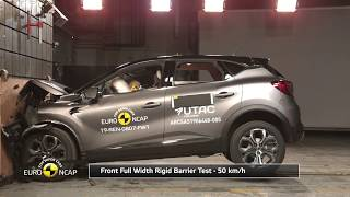 Download Euro NCAP Crash & Safety Tests of Renault Captur 2019 Video