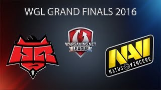 Download WGL EU - The Grand Finale | NaVi VS HellRaisers | The Grand Finals 2016 Warsaw [1080p 60fps] Video