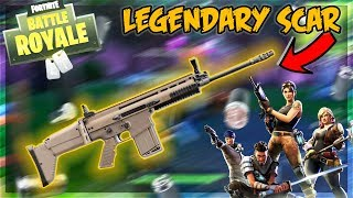 Download TEAM ALBOE FORTNITE FUNNY MOMENTS!! - WINNING WITH THE LEGENDARY SCAR Video